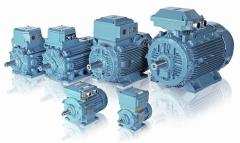 Electric motors of a direct current from the