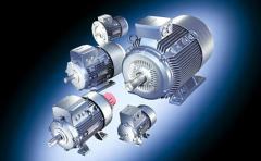 Electric motors high-voltage A4 series