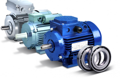 A4 electric motors