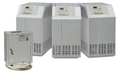 Voltage stabilizer for the electric motor