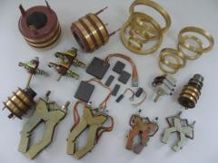 Accessories to electric motors