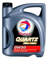 Synthetic Total Quartz 9000 Energy 0W-30 oil