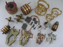 Щеткодержатель для электродвигателей