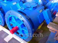 The electric motor for vent