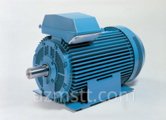 The electric motor is kombaynovy&nbsp