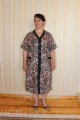 Dressing gowns female L-38 Model
