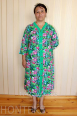 Dressing gowns female L-18 Model