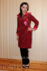 Dressing gowns female winter Model 0001-2-1