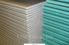 Gypsum cardboard wall, ceiling
