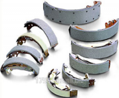 Brake shoes to any car