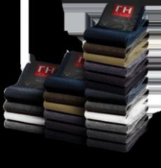 Socks for export in assortmen