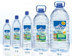 Eco series Hydrolife® non-carbonated drinking