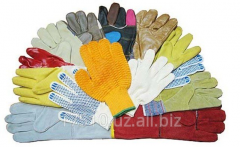 Gloves of any types