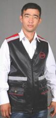 Vests for workers, ITR