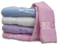 Towels for the person