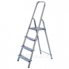 Aluminum step-ladders of Reiferd