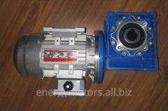 Cylindrical UDL motor reducer