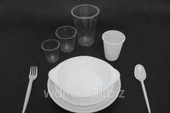 Линия по производству одноразовой посуды