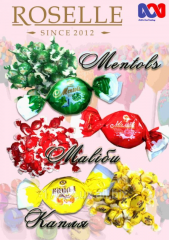 Roselle candies