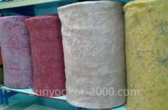 Geotextiles from polypropylene fibers