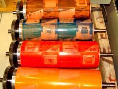 Краски для флексографской печати