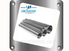 Трубы и трубки стальные