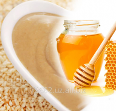Sesame paste with honey