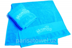 Towel for Mambo hands