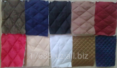Quilted cloth