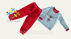 Pajamas nursery warm