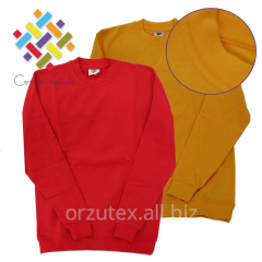 Sweatshirt for fitness long sleeve with pile