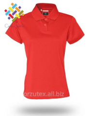 Female polo of 180 g/m2
