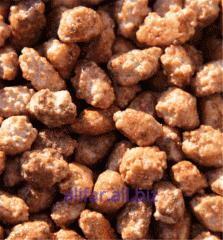 Арахис бланшированный - жаренный с сахарной