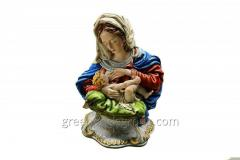 Porcelain Figurine Our Lady Article 465