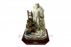 Porcelain Figurine David Michelangelo Article 991