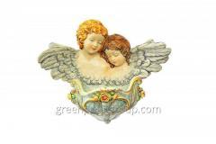 Porcelain Figurine Angels Baroque Article 20