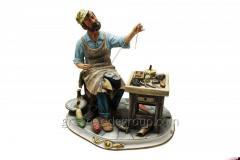 Shoemaker Figurine porcelain 2 Article 63