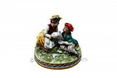 Figurine porcelain waterpot 2 Article 176