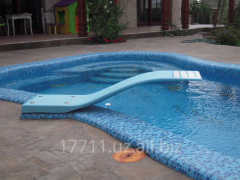 Springboards for pools
