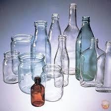 Банки,бутылки и полированные стекла