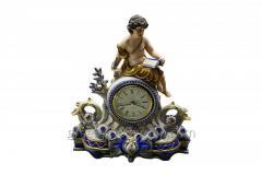 Porcelana reloj pequeño ángel de referencia 611