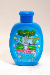 Children's Limpopo shampoo with a toffee