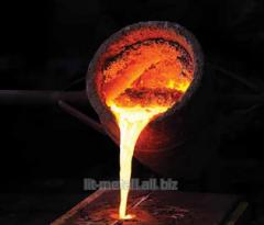 Cast iron molding