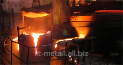 Castings from hot strength alloys from Chirchiq