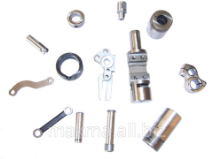 Spare parts for clothing manufacture
