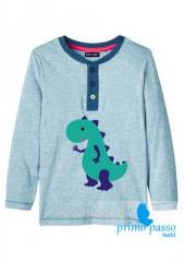 T-shirt with a long sleeve the nursery melange