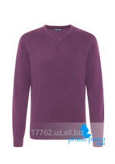 Jumper lilac man's