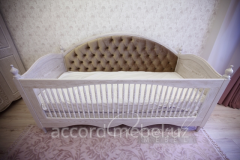 Bed children's from Accord Mebel