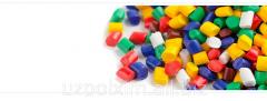 Barwniki do polimeru barwiący