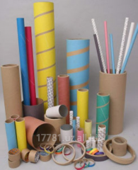 PAPER PLUG, TUBES AND SLEEVES